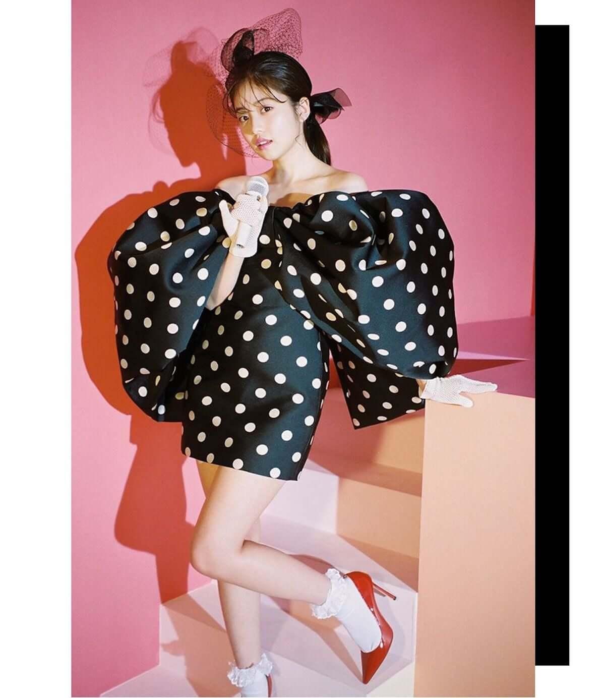 今田美桜が懐かしいアイドルに大変身!『VOGUE GIRL』の企画「GIRL OF THE MONTH」に登場 life190328_imadamio_1-1200x1384