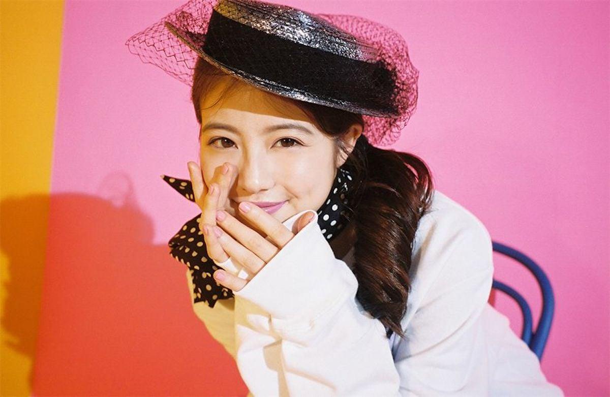 今田美桜が懐かしいアイドルに大変身!『VOGUE GIRL』の企画「GIRL OF THE MONTH」に登場 life190328_imadamio_4-1200x781