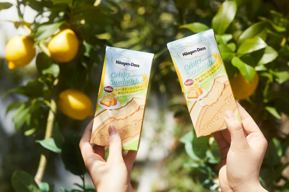 無料でハーゲンダッツ新商品を楽しめる「Häagen-Dazs Weekend Lemon Garden」が4月6日限定で東京・南青山にオープン! gourmet190328_haagendazs_7-1200x800