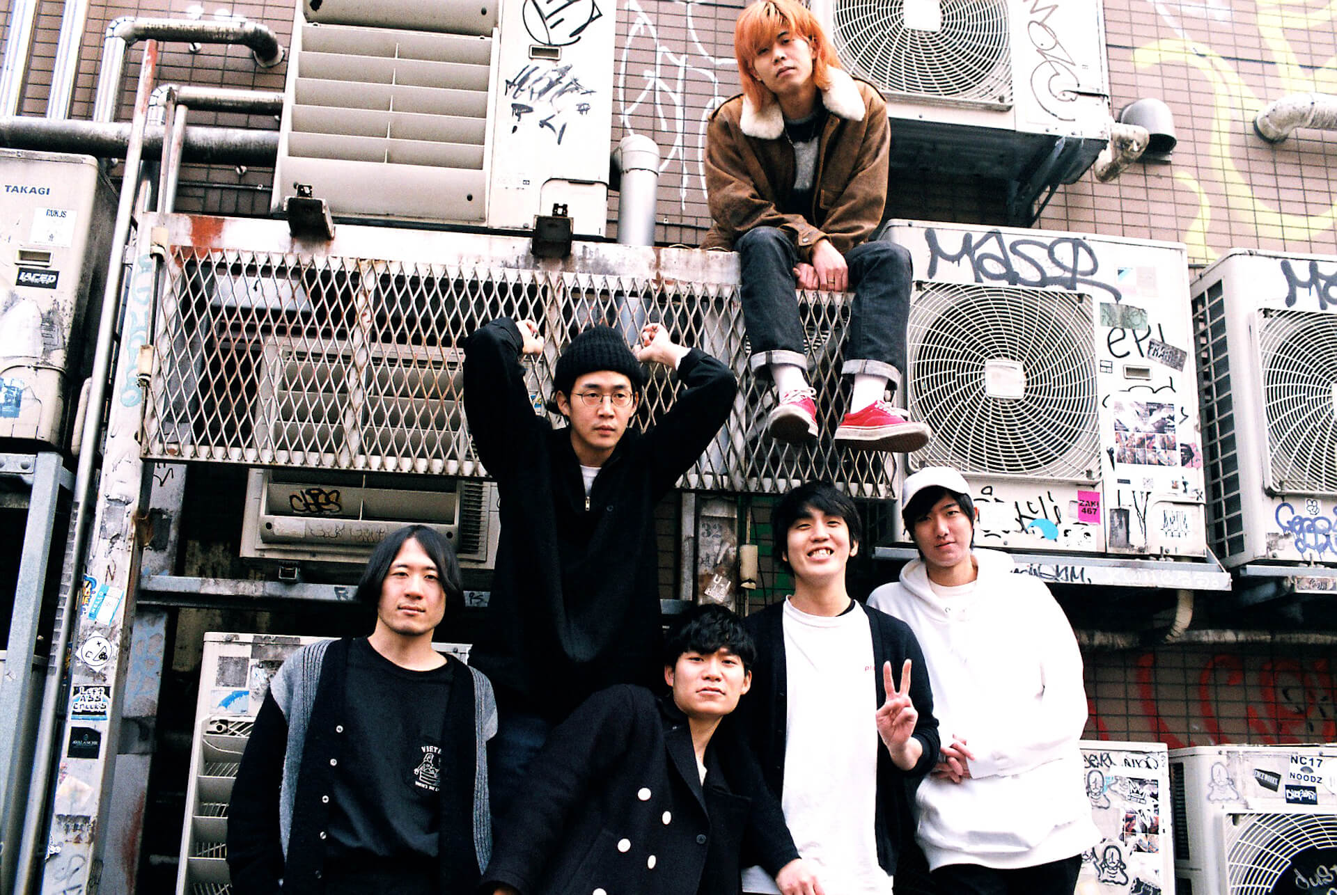 ZONE鼎談|新世代の誕生、6バンド+DJが作る新たなインディシーン interview-zone2-21-1