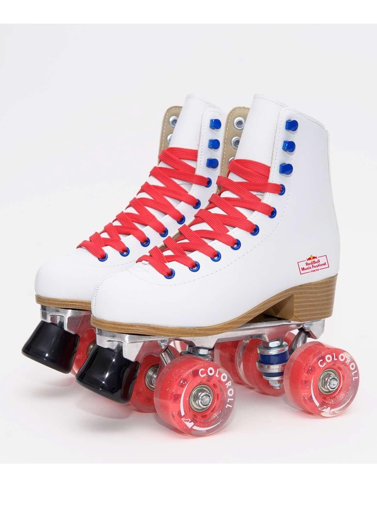 レッドブル主催 DāM-FunKとダンサーら祭りのプロとともにローラースケートを楽しむイベントが開催 music190329-redbull-a-roller-skate-affair-3-1200x1684