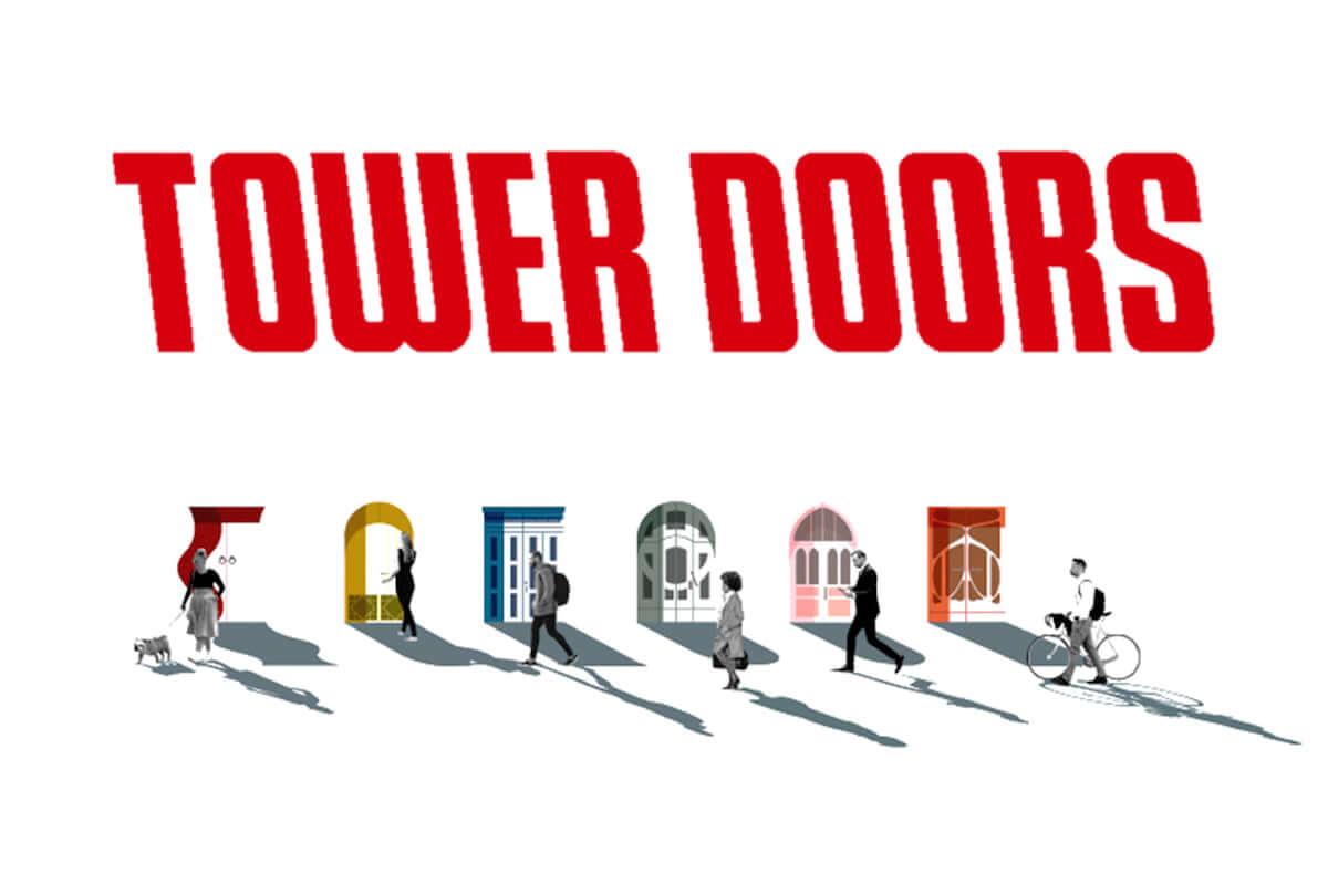 タワーレコードがサブミッションメディア「TOWER DOORS」をローンチ music190404_towerdoors_main-1200x799