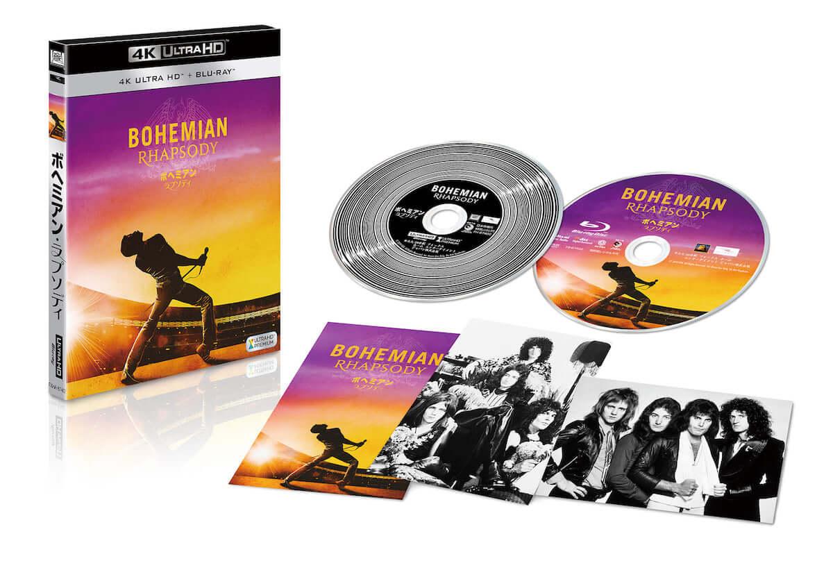 映画『ボヘミアン・ラプソディ』、劇場未収録のライブ・エイド完全版収録ブルーレイ&DVDが日本で発売決定! video190405_bohemianrhapsody_5-1200x808