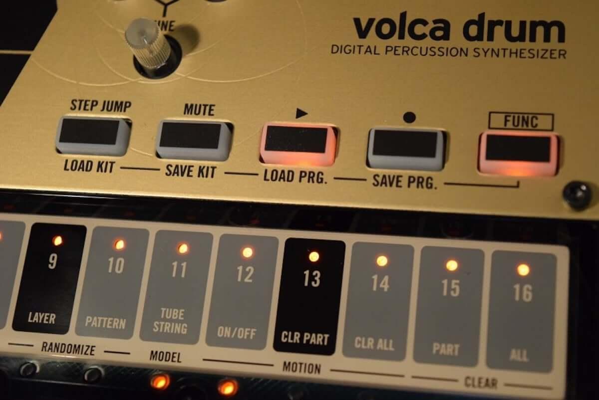 音作りや演奏の自由度が高いデジタル・パーカッション・シンセサイザーKORG『volca drum』のサウンドと魅力 technology190410-korg-volca-drum-7-1200x802