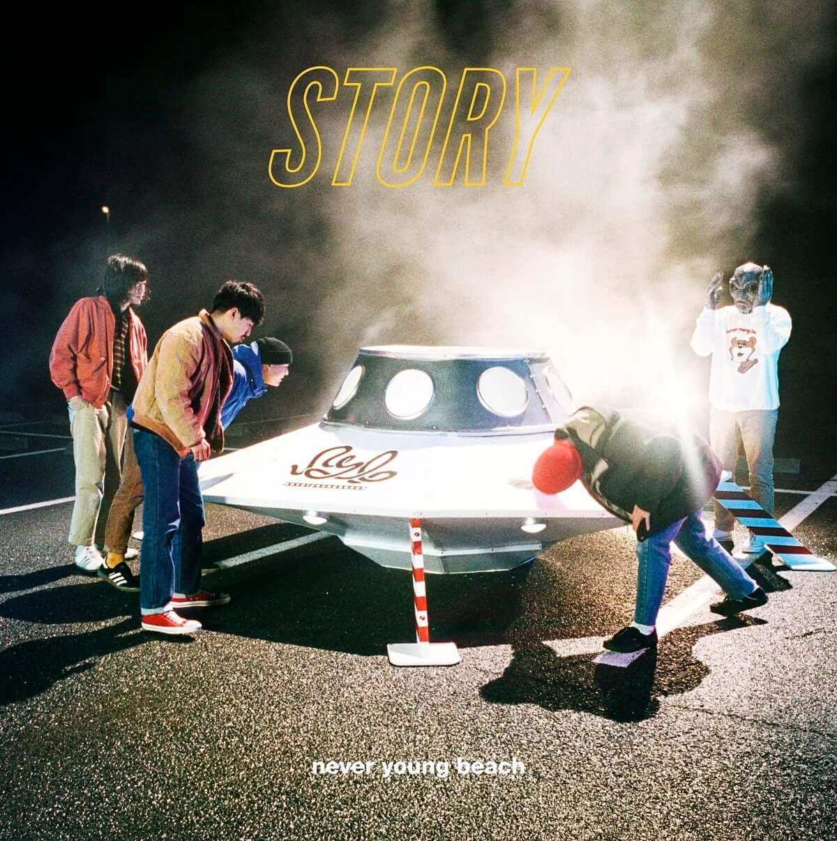 never young beach、ニューアルバムより新曲「STORY」が本日先行配信スタート music190410_neveryoungbeach_2-1200x1206