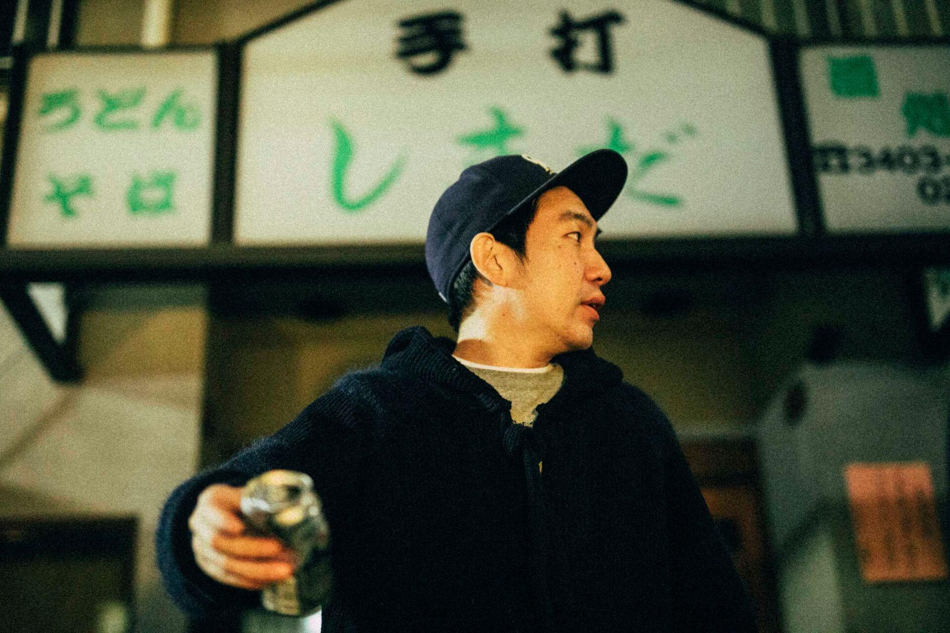 "So I'm Your Friend ―― 原島""ど真ん中""宙芳、インタヴュー interview1903-harashima-michiyoshi-2"