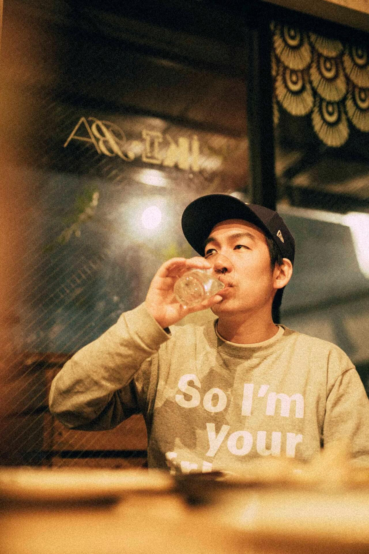 "So I'm Your Friend ―― 原島""ど真ん中""宙芳、インタヴュー interview1903-harashima-michiyoshi-5"
