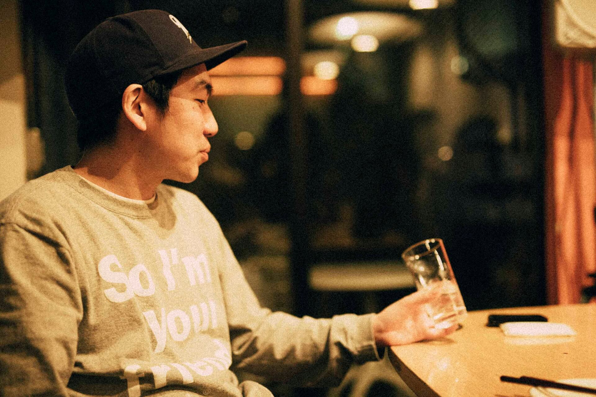 "So I'm Your Friend ―― 原島""ど真ん中""宙芳、インタヴュー interview1903-harashima-michiyoshi-6"
