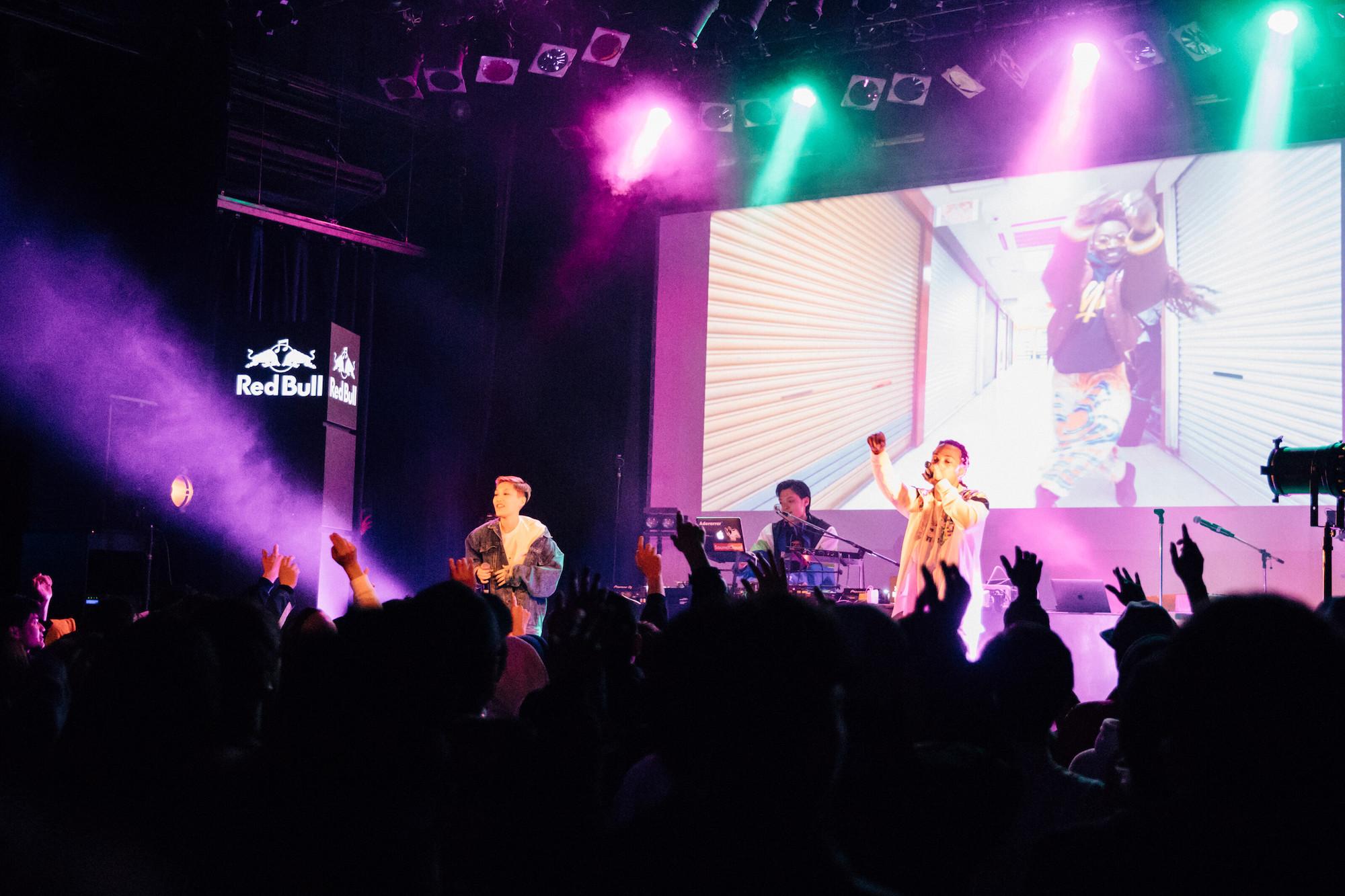 【レポート】RED BULL MUSIC FESTIVAL TOKYO AND 88RISING PRESENT:JAPAN RISING music190412-red-bull-music-festival-tokyo-2019-japan-rising-1