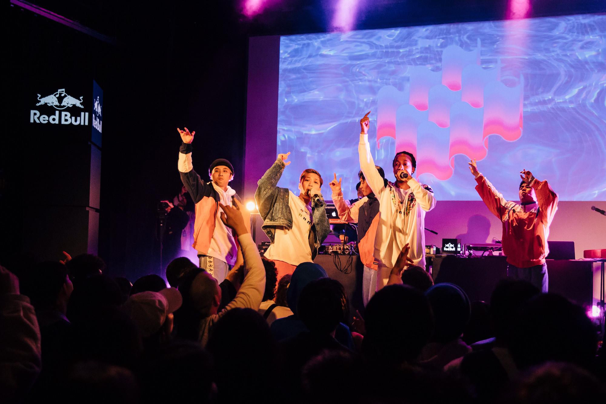 【レポート】RED BULL MUSIC FESTIVAL TOKYO AND 88RISING PRESENT:JAPAN RISING music190412-red-bull-music-festival-tokyo-2019-japan-rising-2