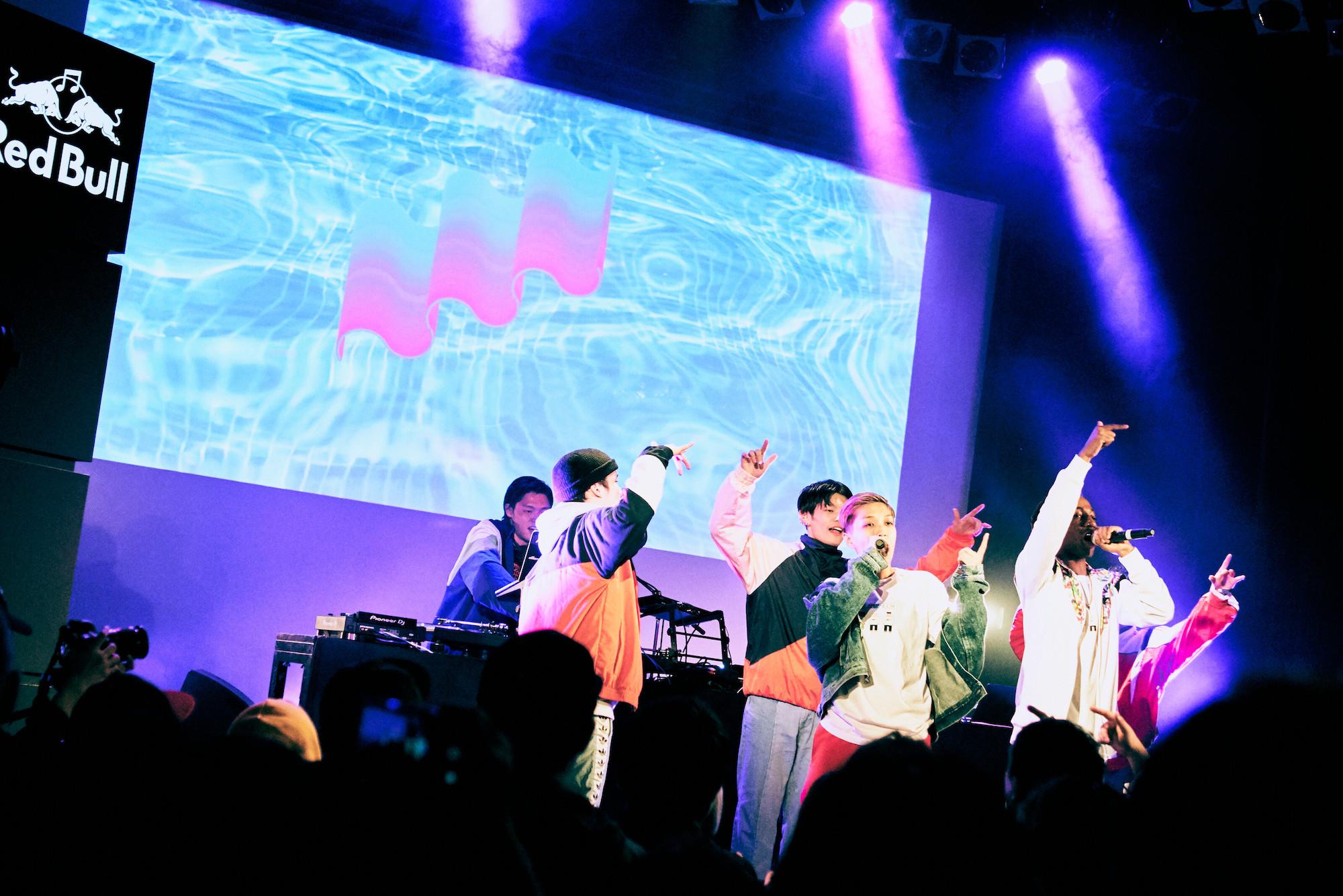 【レポート】RED BULL MUSIC FESTIVAL TOKYO AND 88RISING PRESENT:JAPAN RISING music190412-red-bull-music-festival-tokyo-2019-japan-rising-5