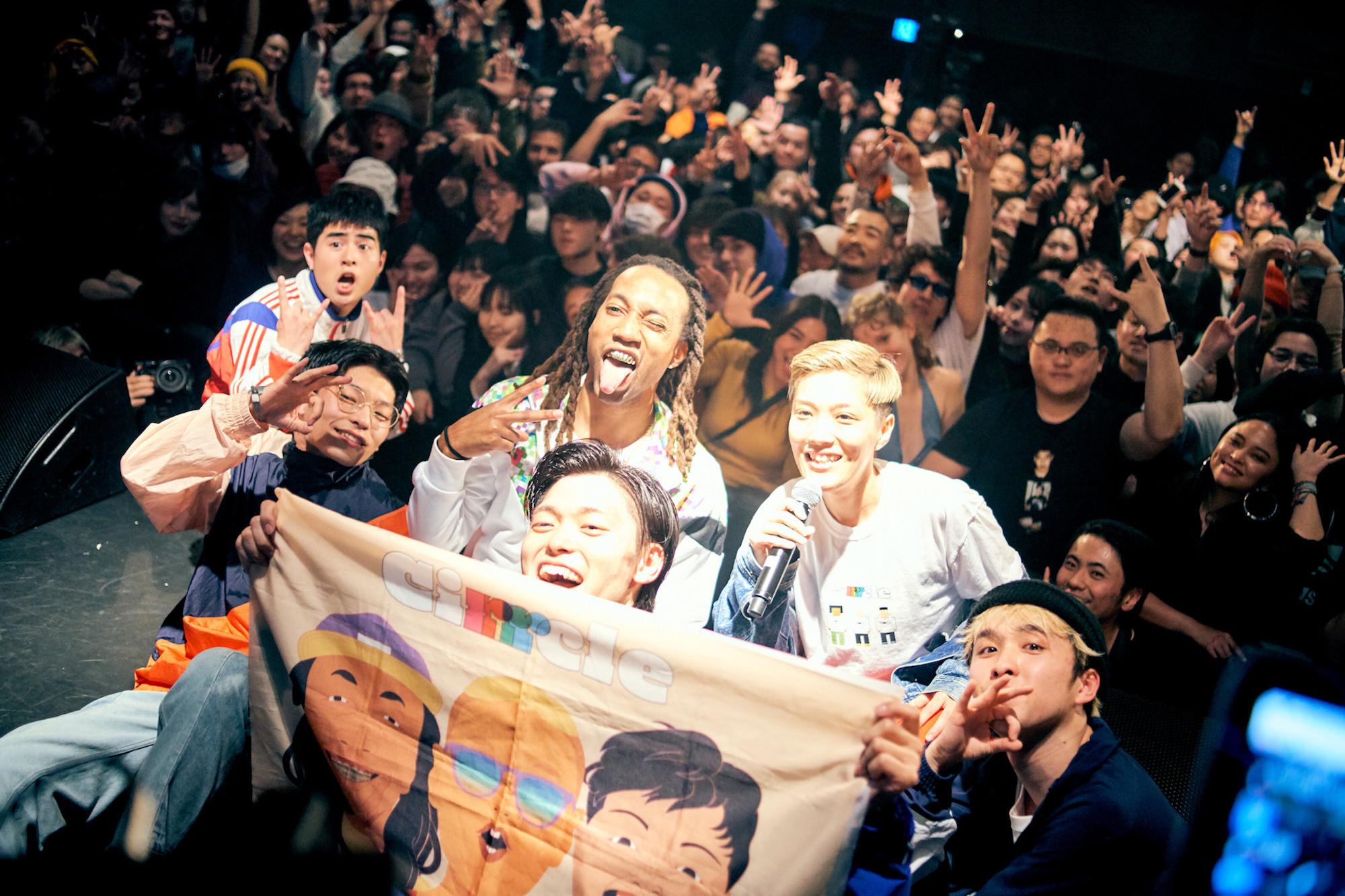【レポート】RED BULL MUSIC FESTIVAL TOKYO AND 88RISING PRESENT:JAPAN RISING music190412-red-bull-music-festival-tokyo-2019-japan-rising-7