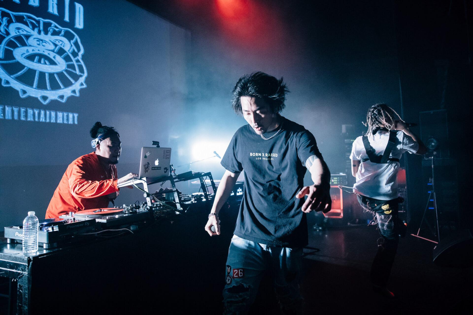 【レポート】RED BULL MUSIC FESTIVAL TOKYO AND 88RISING PRESENT:JAPAN RISING music190412-red-bull-music-festival-tokyo-2019-japan-rising-71