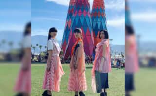 Perfumeアメリカ最大の音楽フェスCoachellaで観客を魅了|日本時間4月22日16時からYouTubeにて配信決定!!
