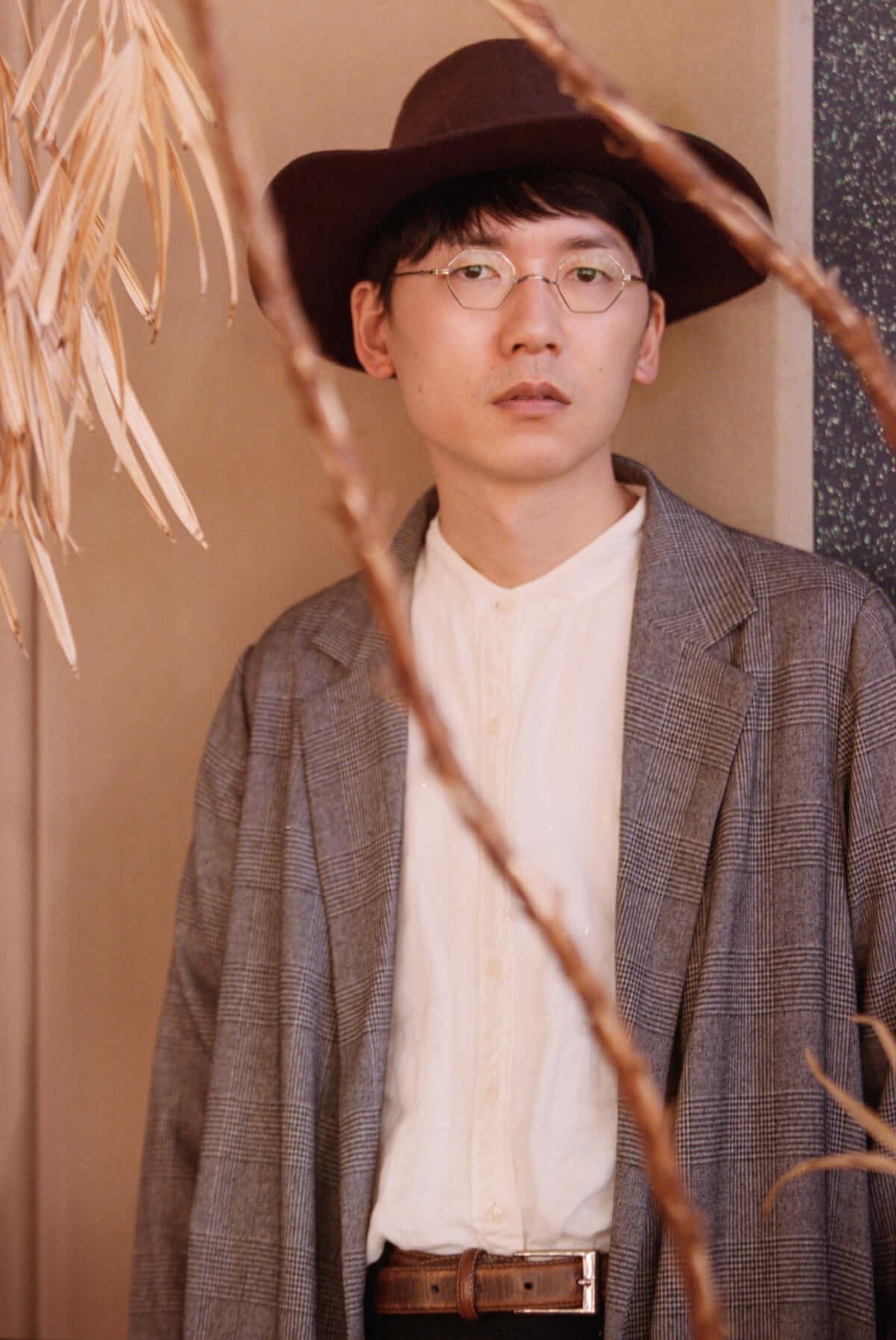 Kan Sano、待望の4thアルバム『Ghost notes』5月22日リリース決定! music190416_kansano_2-1200x1794