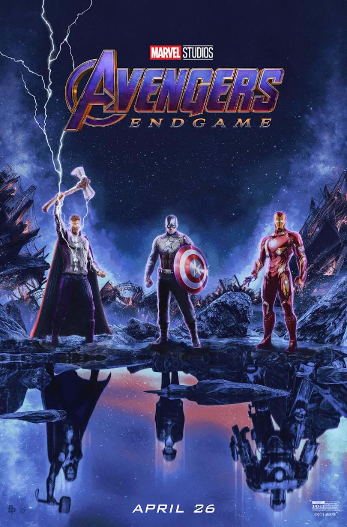 ついに公開前最後の予告編&特別ポスターが解禁『アベンジャーズ/エンドゲーム』4月26日公開! film190417_avengers_endgame_1-1200x1823