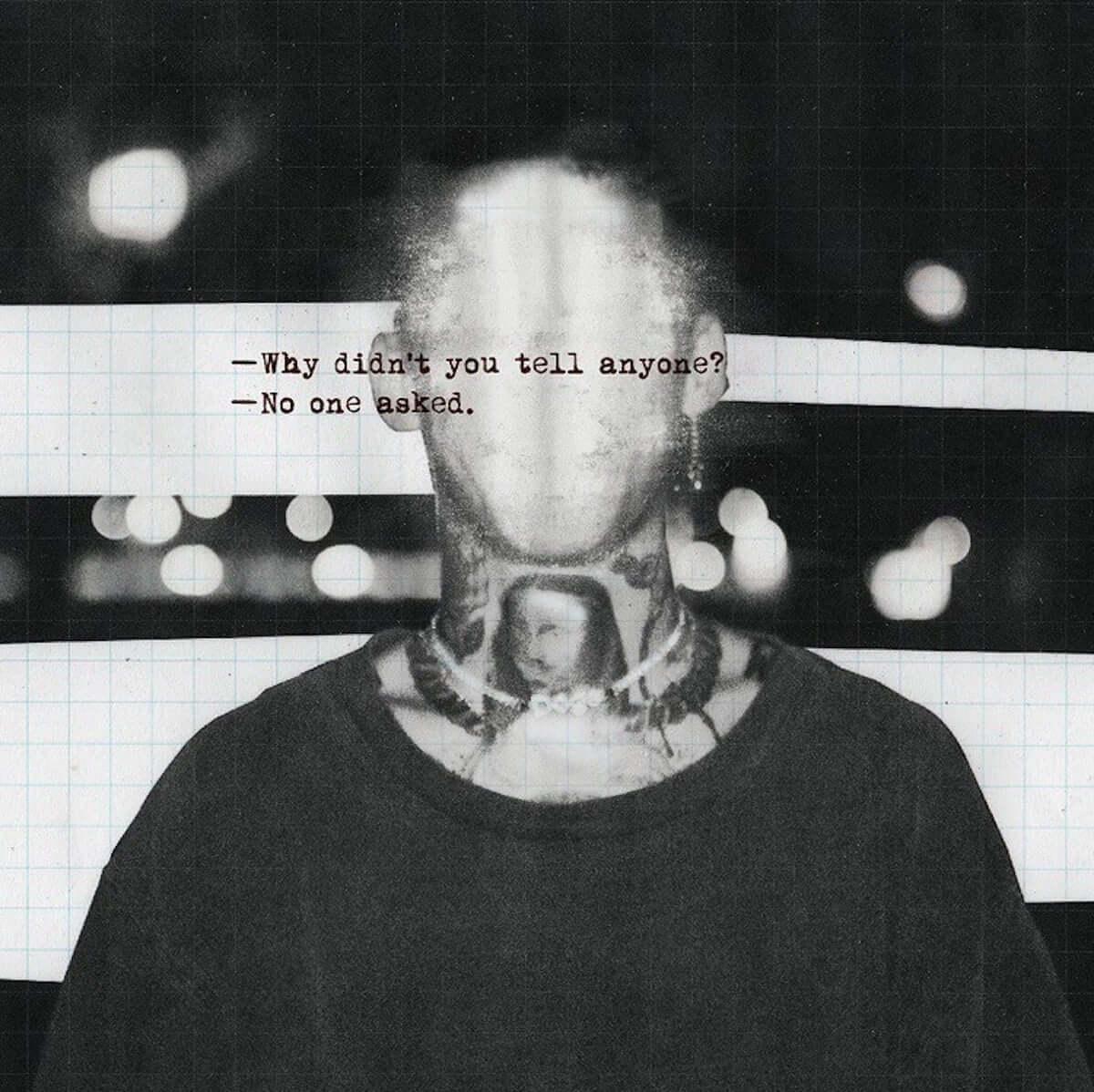 """今年2月に発売されたKOHHの最新アルバム『UNTITLED』より、""""まーしょうがない""""のMVがluteにて本日公開! music190417_kohh_mv_1-1200x1198"""