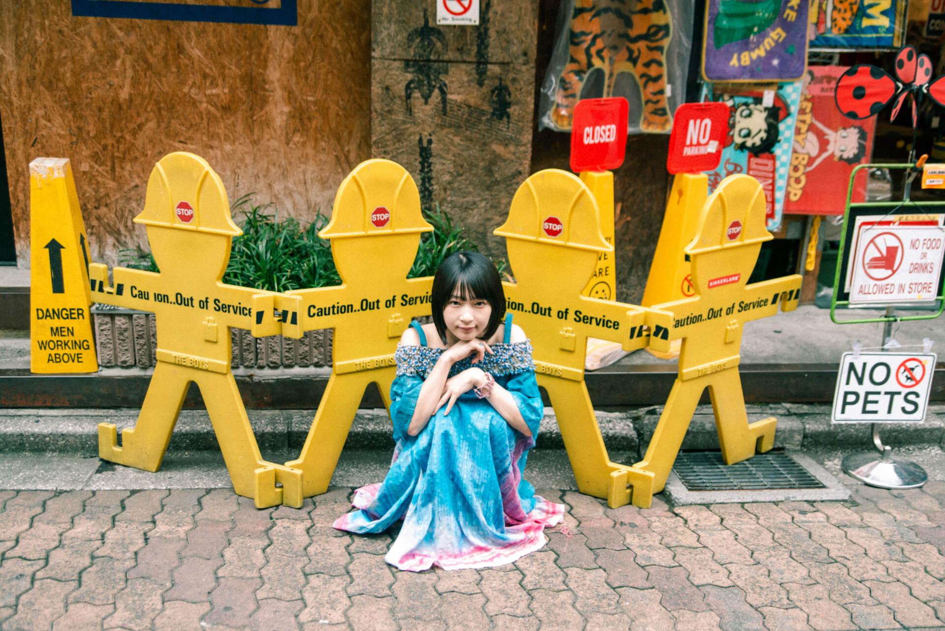 コウキシン女子の初体験vol.17 石川 瑠華:上野・アメ横 column_0917_ishikawaruka_8951-fix