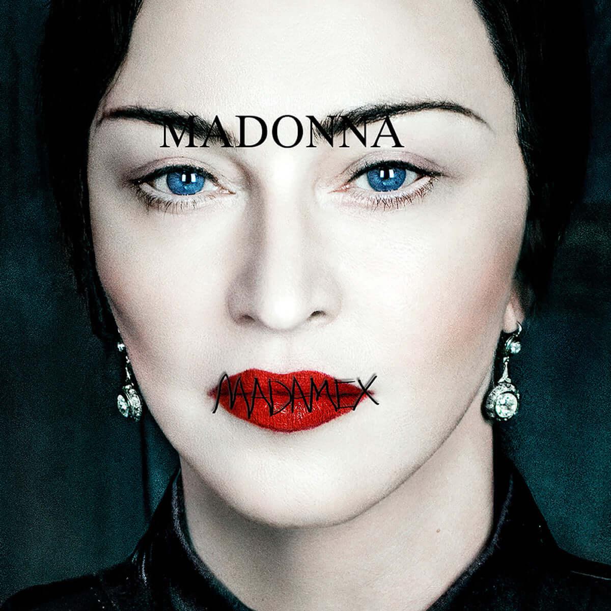 マドンナ、14枚目のニューアルバム『マダムX』 6月14日全世界同時リリース music190418_madonna_1-1200x1200