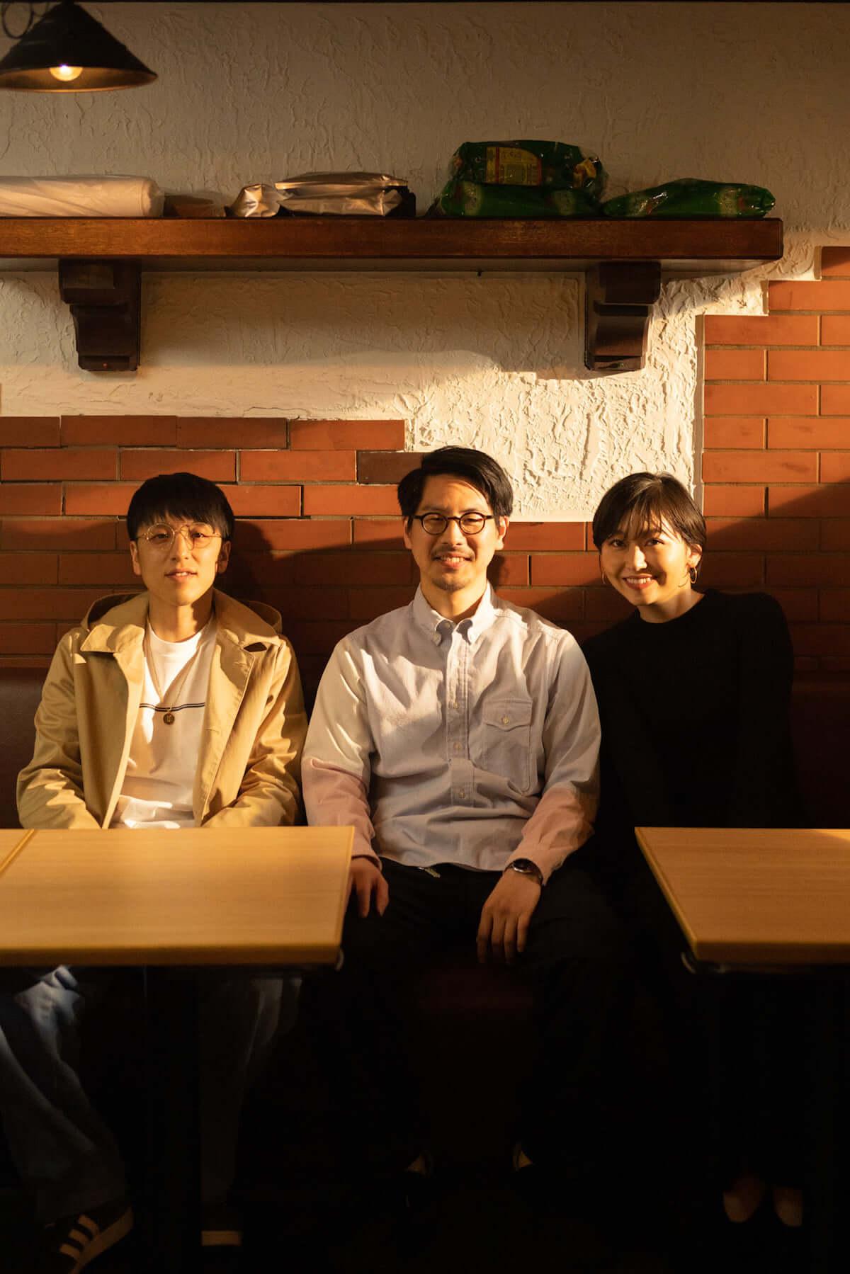 TOSHIKI HAYASHI(%C)の最新EP 『TIME IS OVER EP』からBASI&鈴木真海子参加表題曲のMVが公開 music190419_toshikihayashi_2-1200x1799