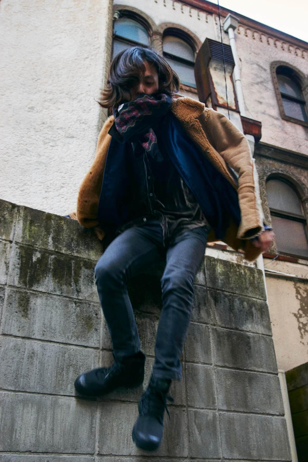 PALLADIUM×HAPPY|ファッションと音楽の関係性を探る都市探索 interview-happy-11