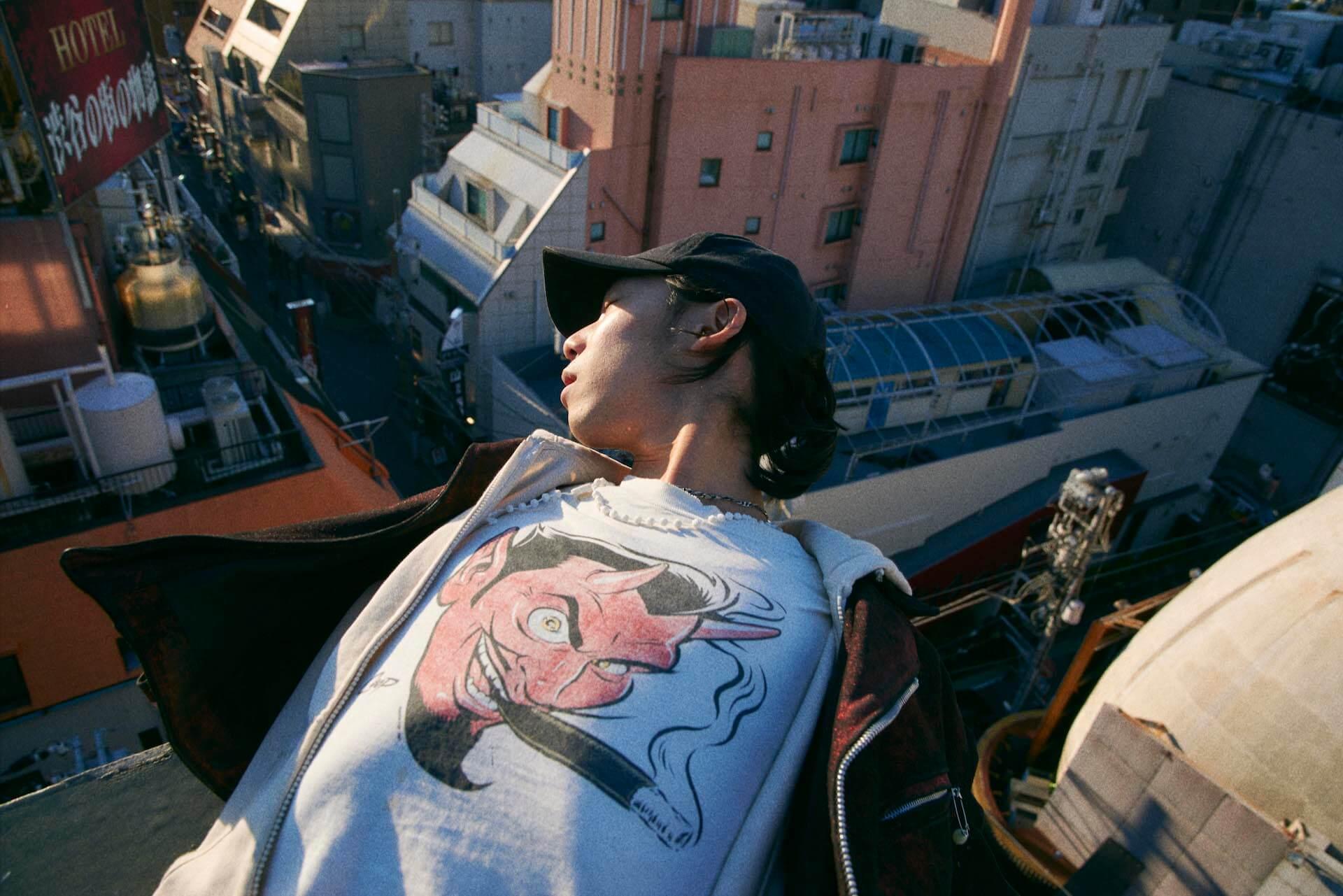PALLADIUM×HAPPY|ファッションと音楽の関係性を探る都市探索 interview-happy-26
