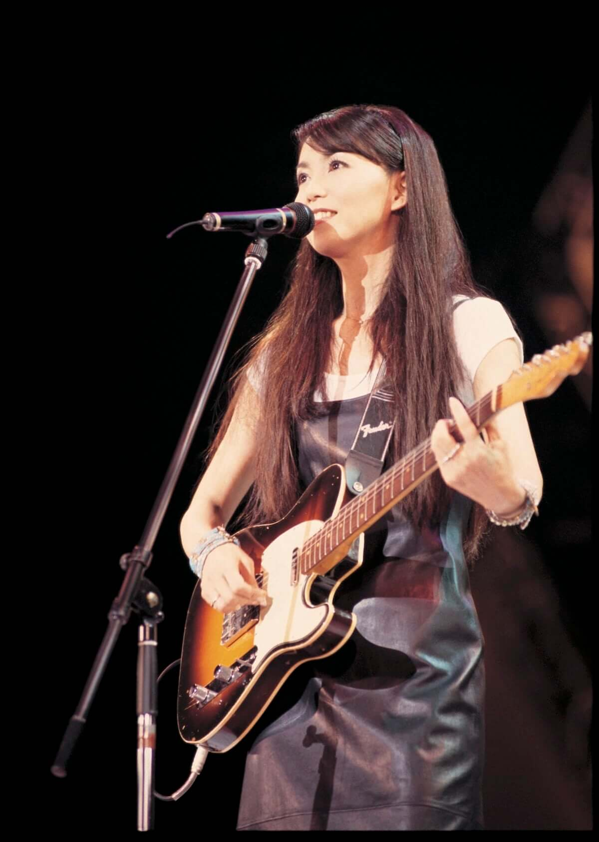 竹内まりやライブドキュメンタリー映画『souvenir the movie ~MARIYA TAKEUCHI Theater Live~』再上映決定! music190422_takeuchimariya_main-1200x1685