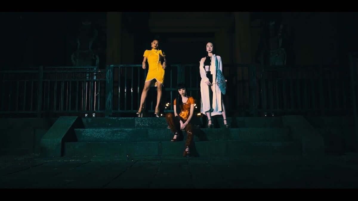 MALIYA、2nd EP『unswyd』よりDATS・MONJOEプロデュースによる楽曲「I'm Ready」MV公開! music190424_maliya_4-1200x673