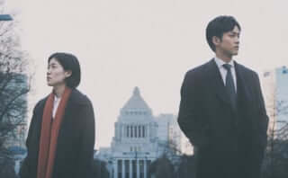 シム・ウンギョン、松坂桃李W主演『新聞記者』ポスタービジュアル&予告編解禁!