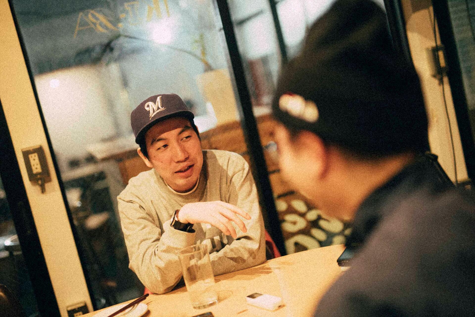 "So I'm Your Friend ―― 原島""ど真ん中""宙芳、インタヴュー interview1903-harashima-michiyoshi-10"