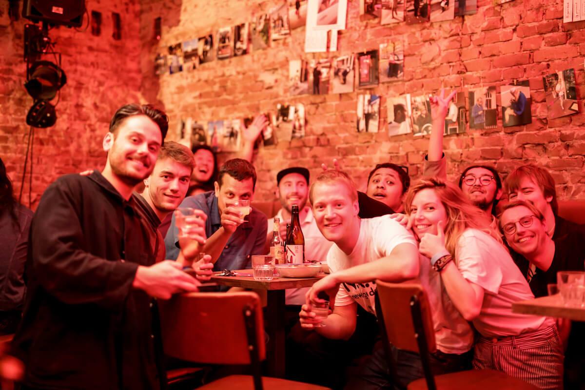 祝Rush Hour!! ダンスミュージックと日本酒の美味しい関係 2Q8A9933