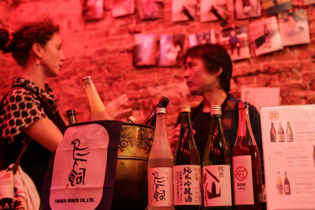 祝Rush Hour!! ダンスミュージックと日本酒の美味しい関係 2Q8A0080
