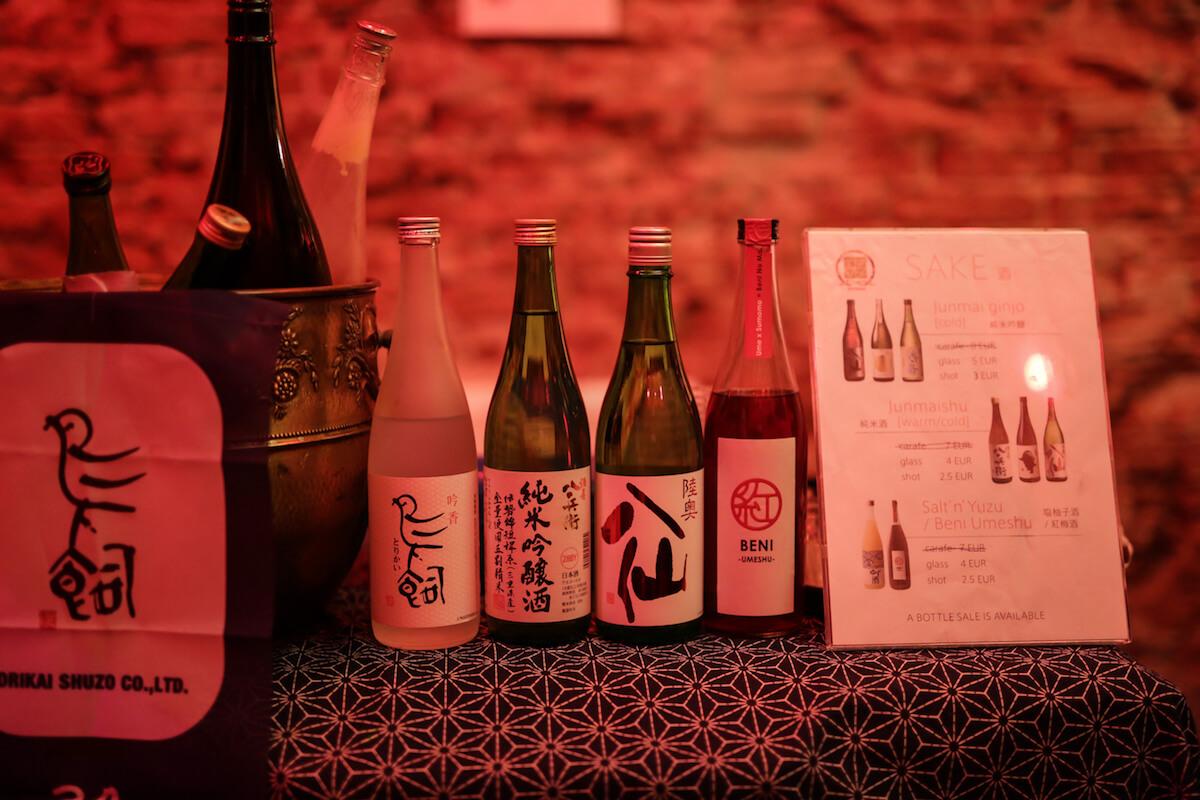 祝Rush Hour!! ダンスミュージックと日本酒の美味しい関係 2Q8A9951