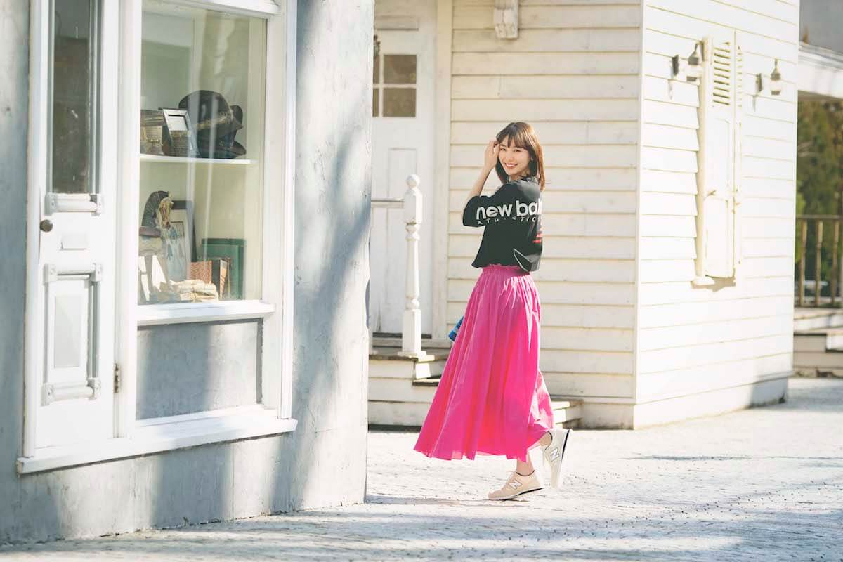 ニューバランスPOPUP STOREが「niko and ... TOKYO」にオープン|飯豊まりえによるトークショーも life190426_newbalance_nikoand_main