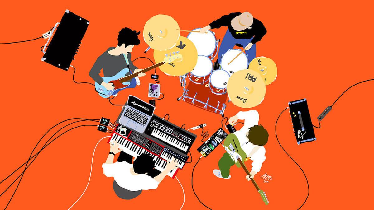 <SYNCHRONICITY'19 OSAKA>、最終ラインナップで折坂悠太、MOROHAの出演が決定! music190426_synchronicityosaka_3