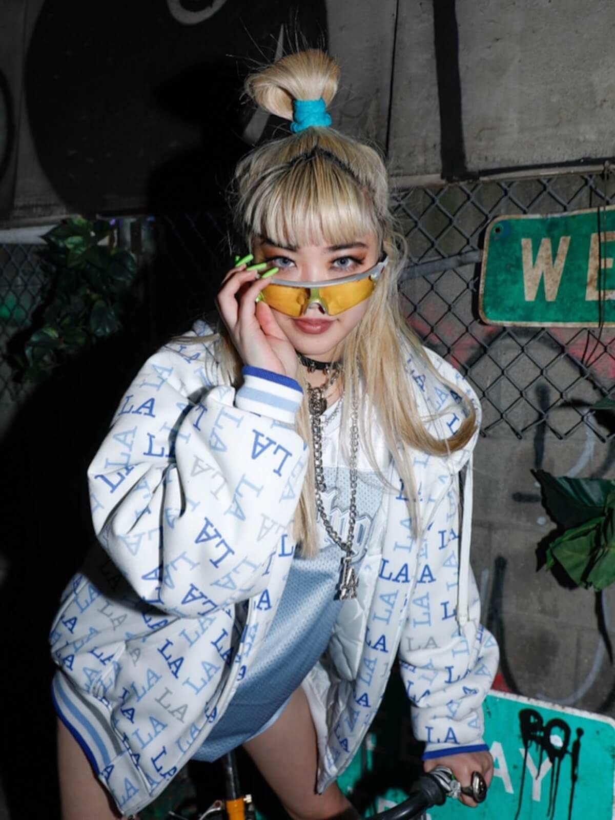 オカモトレイジ・Mall Boyz・Elle Teresaら出演の<ゴールデンフラッシュマンショー>5月2日、渋谷VISIONにて開催!  music190426goldenflushmanshow_1