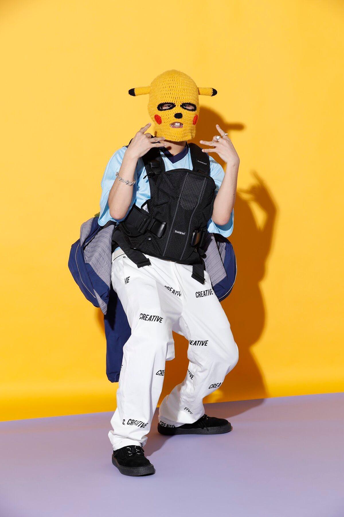 オカモトレイジ・Mall Boyz・Elle Teresaら出演の<ゴールデンフラッシュマンショー>5月2日、渋谷VISIONにて開催!  music190426goldenflushmanshow_5