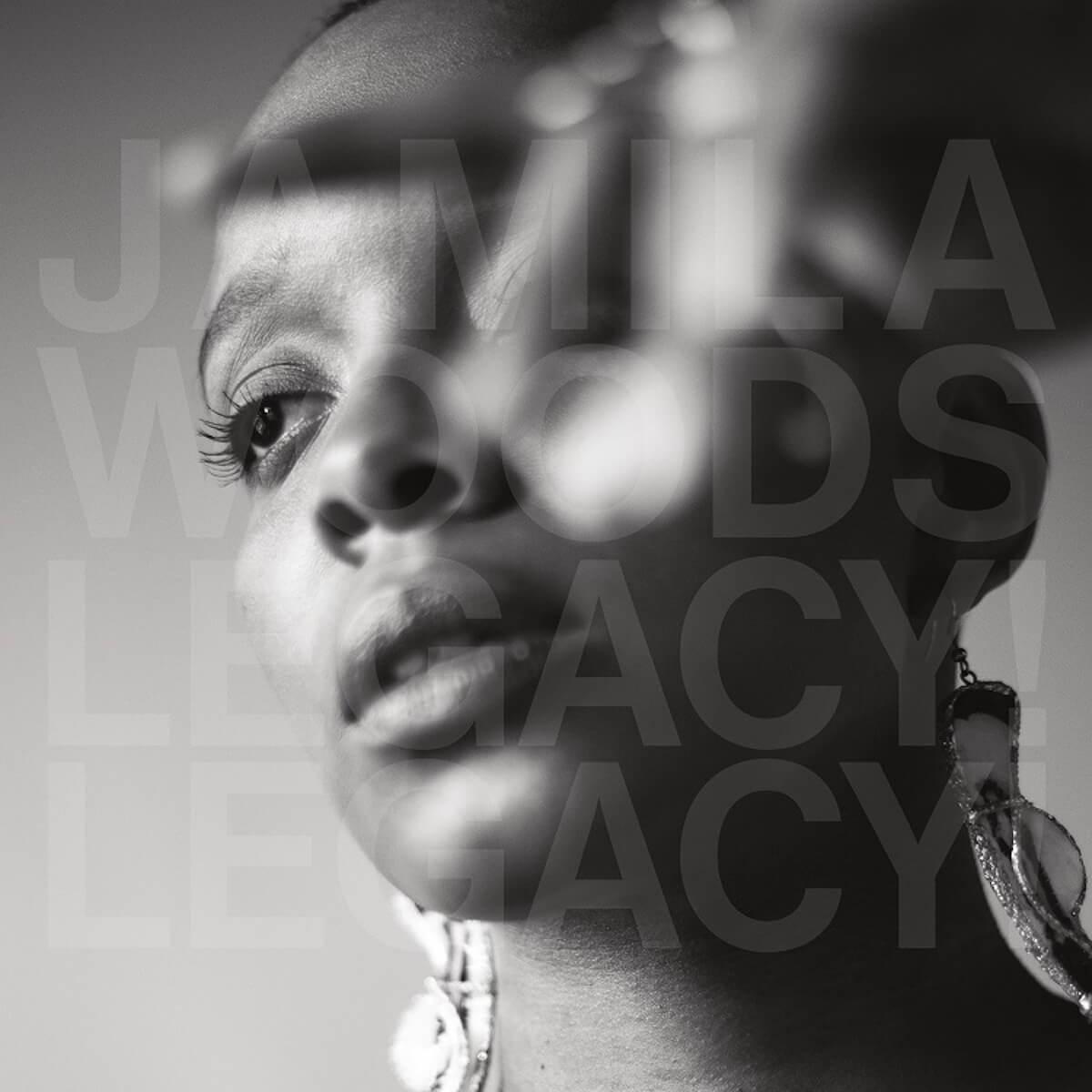 ジャミーラ・ウッズ、5月10日発売『レガシー!レガシー!』より「BALDWIN feat.Nico Segal」の映像を公開 music190508-jamilawoods_