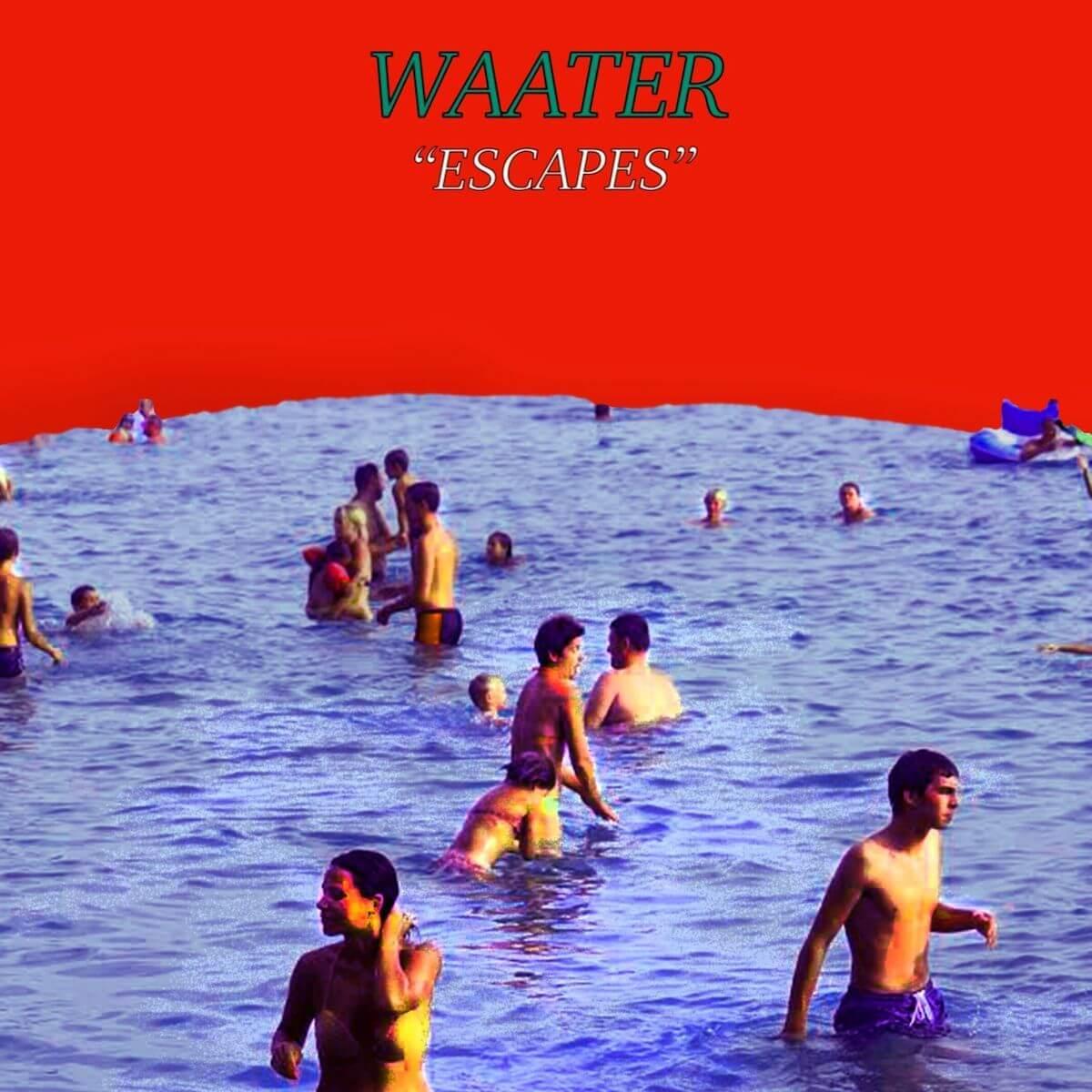 新進気鋭のローファイサーフロックバンド・Waaterが「Ocean」のMVを公開! music190510waater_info1