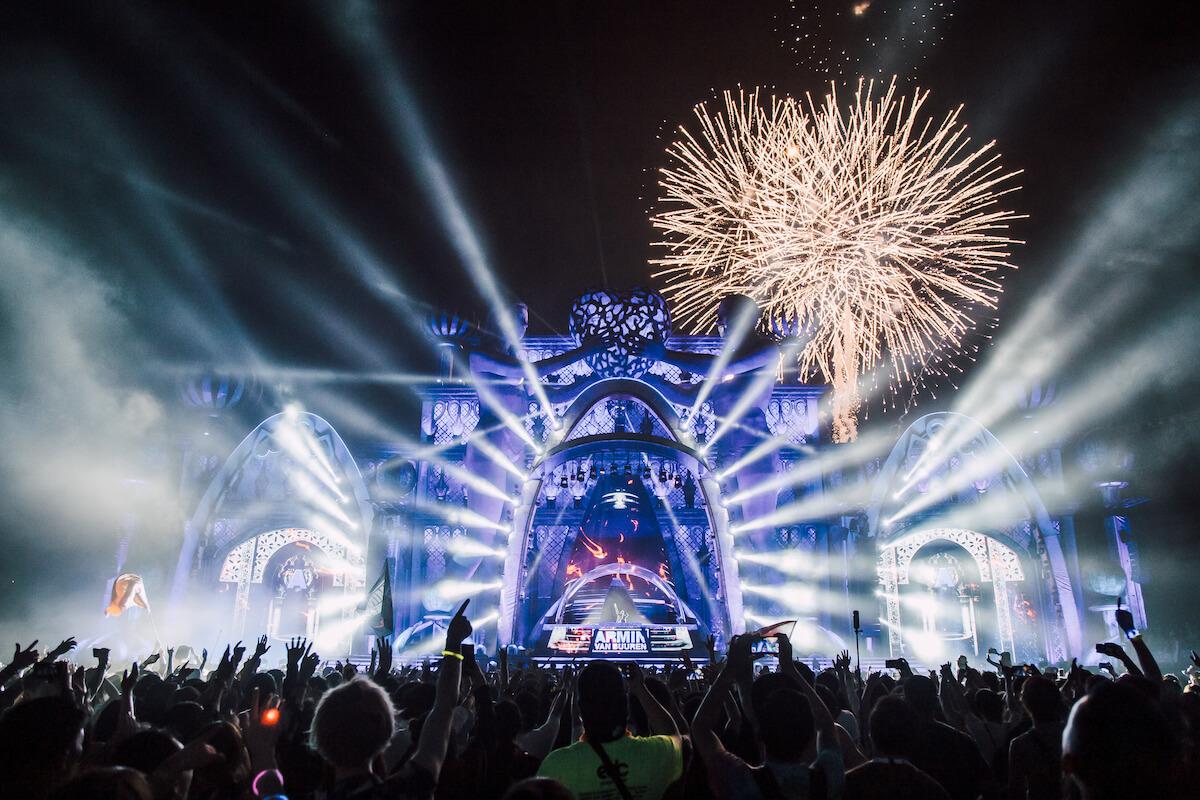 【オフィシャルレポート】Skrillex、Futureら登場の<EDC JAPAN 2019>初日。VERDYプロデュースのDJブースもお披露目 mu190512_edcjapan14