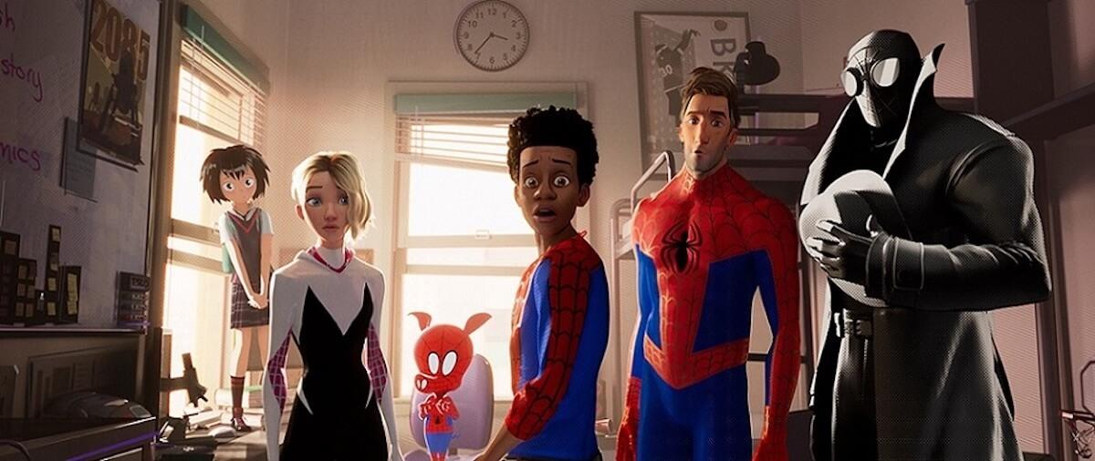 『スパイダーバース』は日本アニメのDNAを継承!監督、スタッフが宮崎駿や今敏の影響をインタビューで語る video190514_spiderman_spiderverse_3