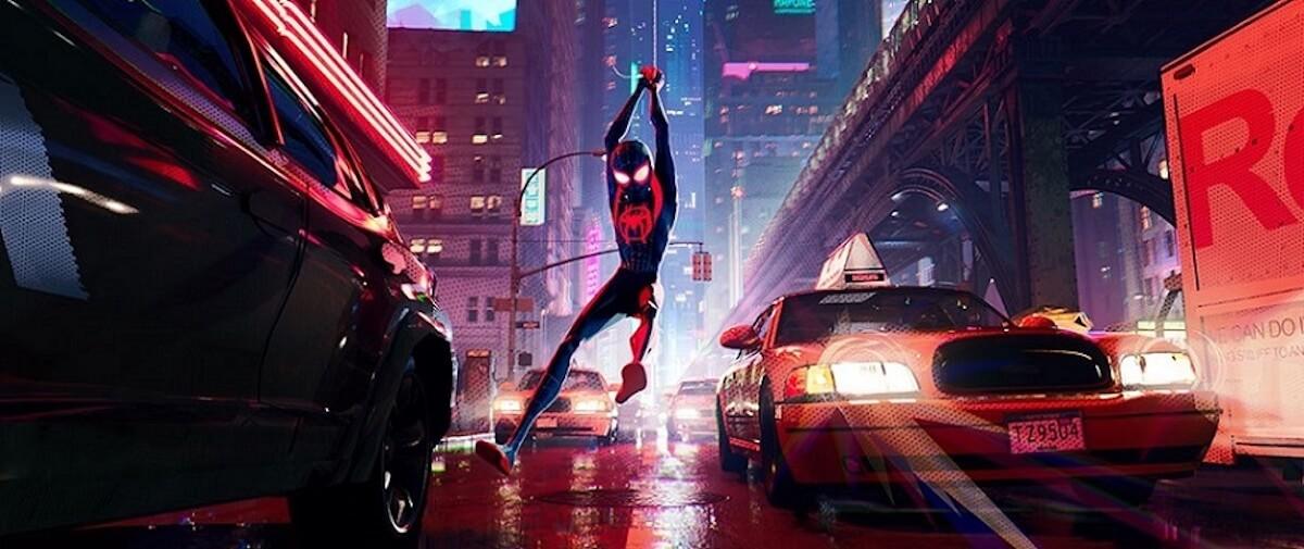 『スパイダーバース』は日本アニメのDNAを継承!監督、スタッフが宮崎駿や今敏の影響をインタビューで語る video190514_spiderman_spiderverse_4