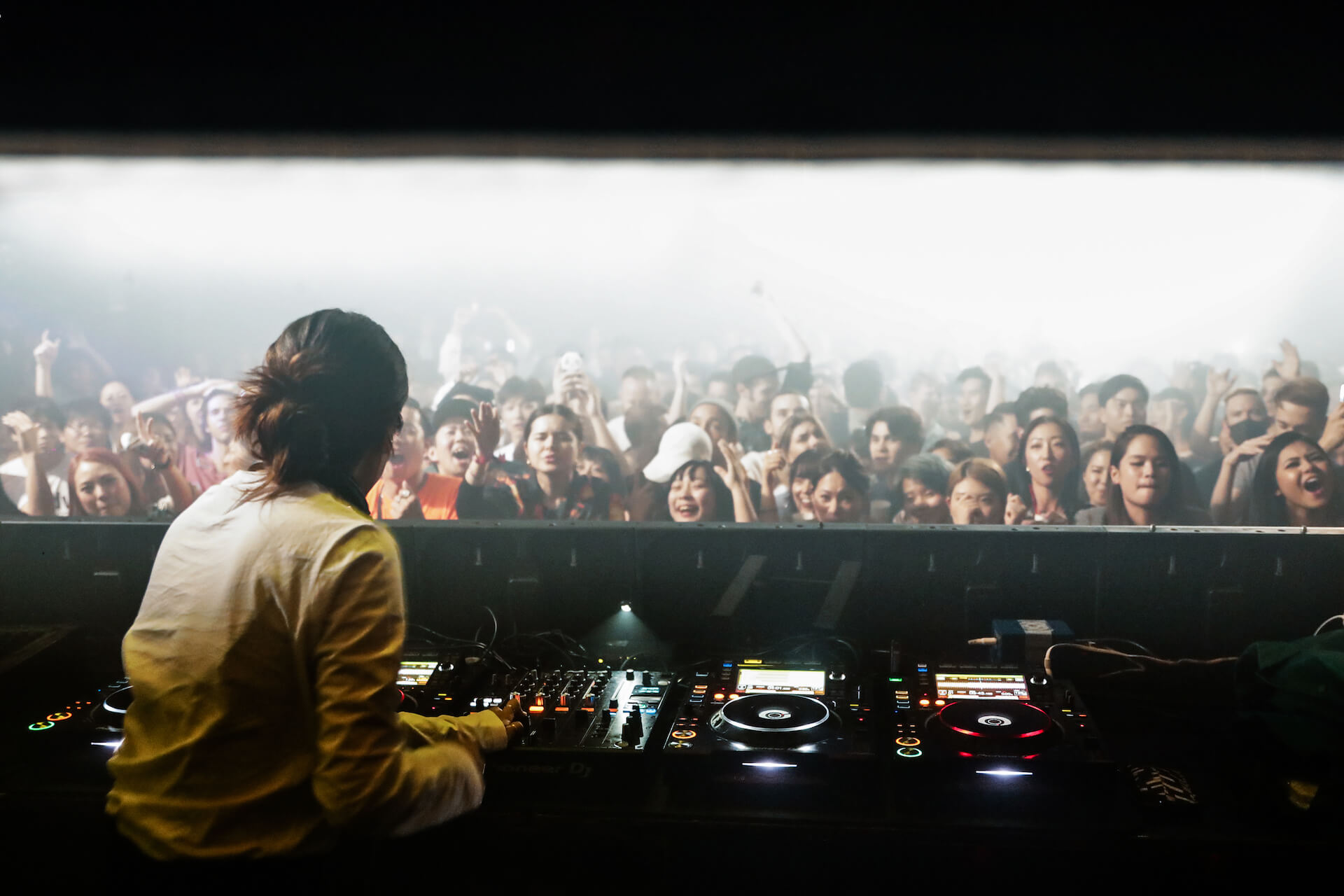 Photo Report:Peggy Gou|EDC JAPAN 2019 OFFICIAL AFTER PARTY music190514-peggygou-3