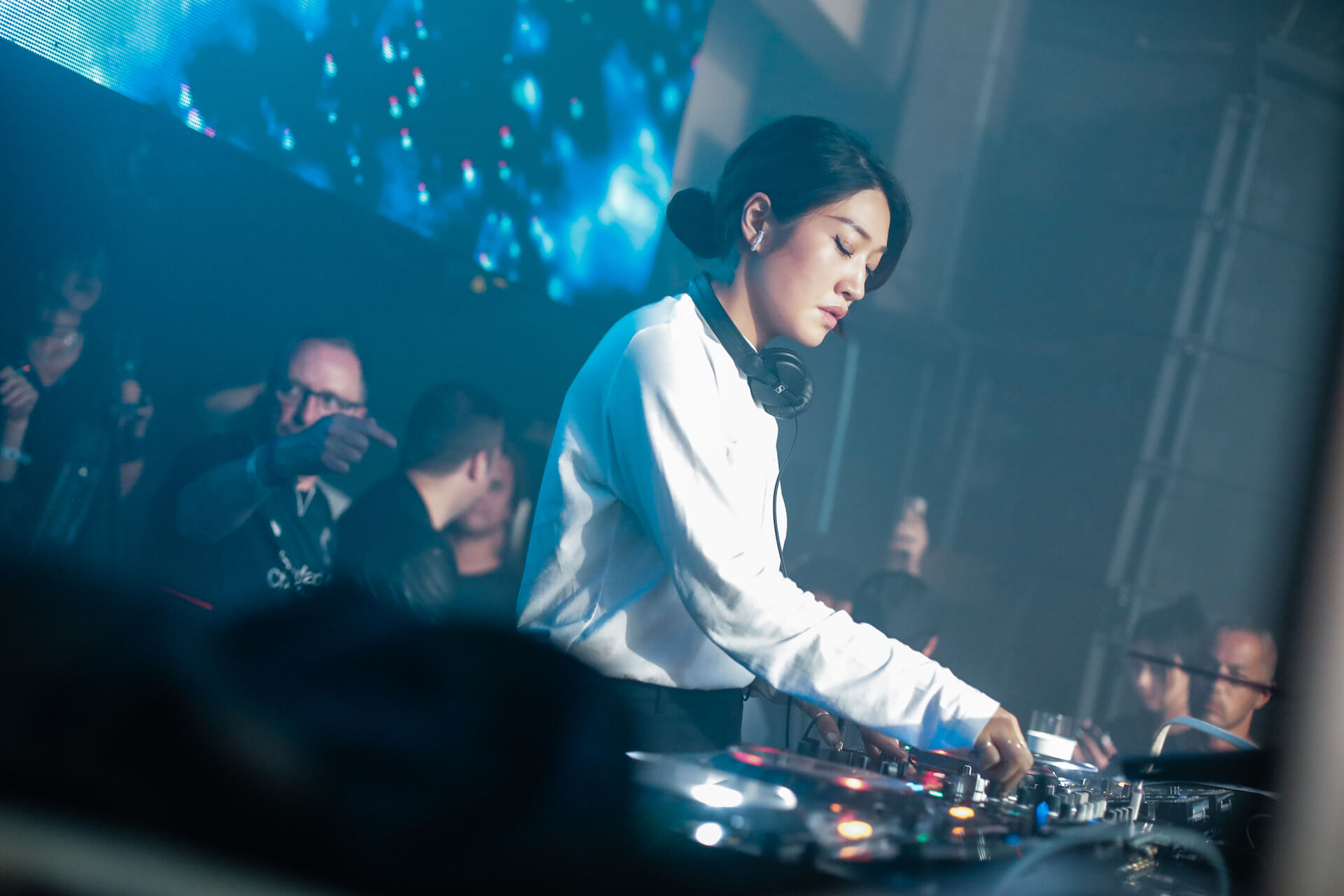 Photo Report:Peggy Gou|EDC JAPAN 2019 OFFICIAL AFTER PARTY music190514-peggygou-7