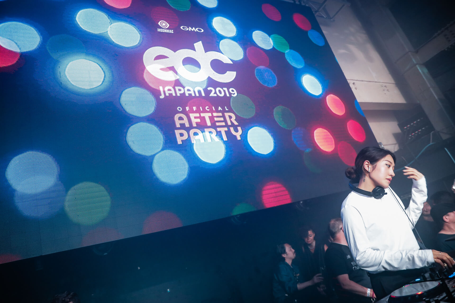 Photo Report:Peggy Gou|EDC JAPAN 2019 OFFICIAL AFTER PARTY music190514-peggygou-8