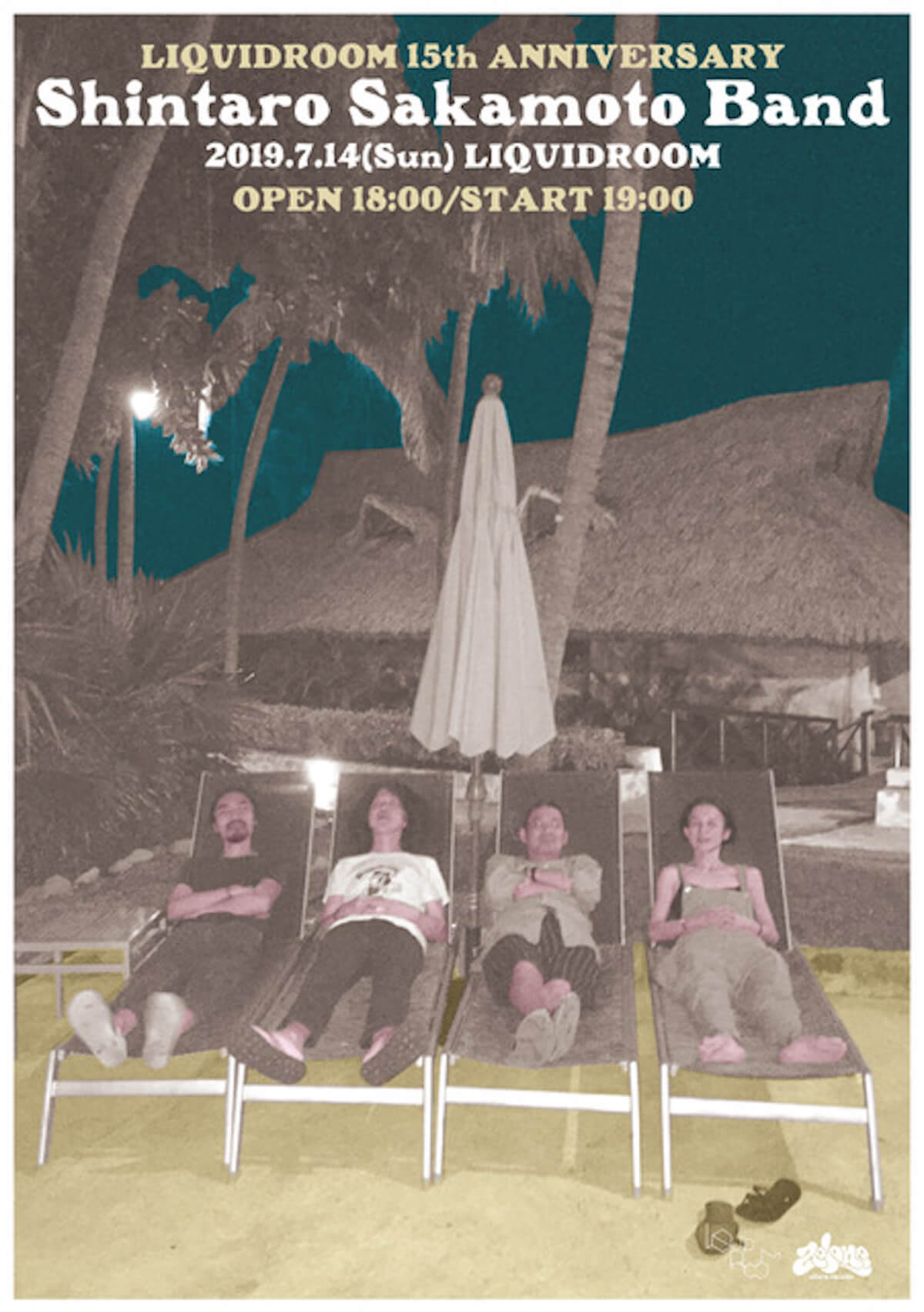 LIQUIDROOM15周年公演に坂本慎太郎、envy/GEZAN、monoが登場 music190514-liquidroom15th-1