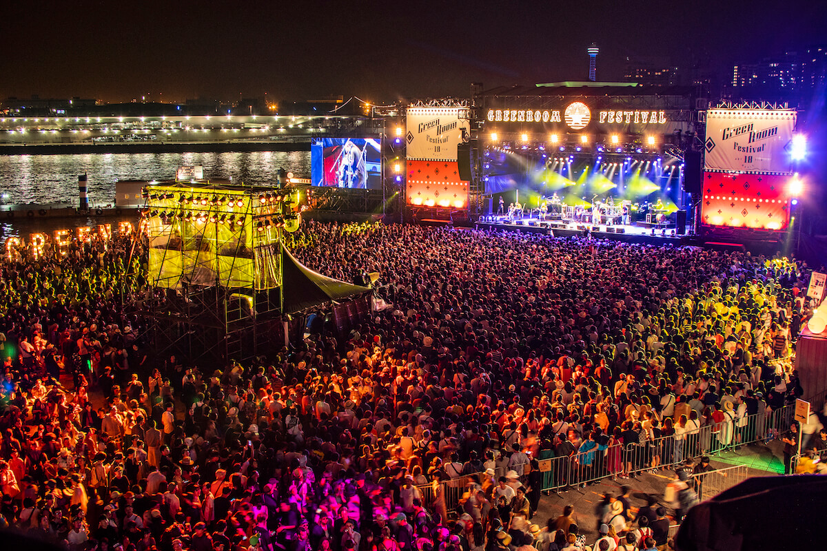 <GREENROOM FESTIVAL'19>開催がいよいよ来週に迫る 超豪華58組のアーティストが繰り出す至福の2日間 music190514-festival19_info