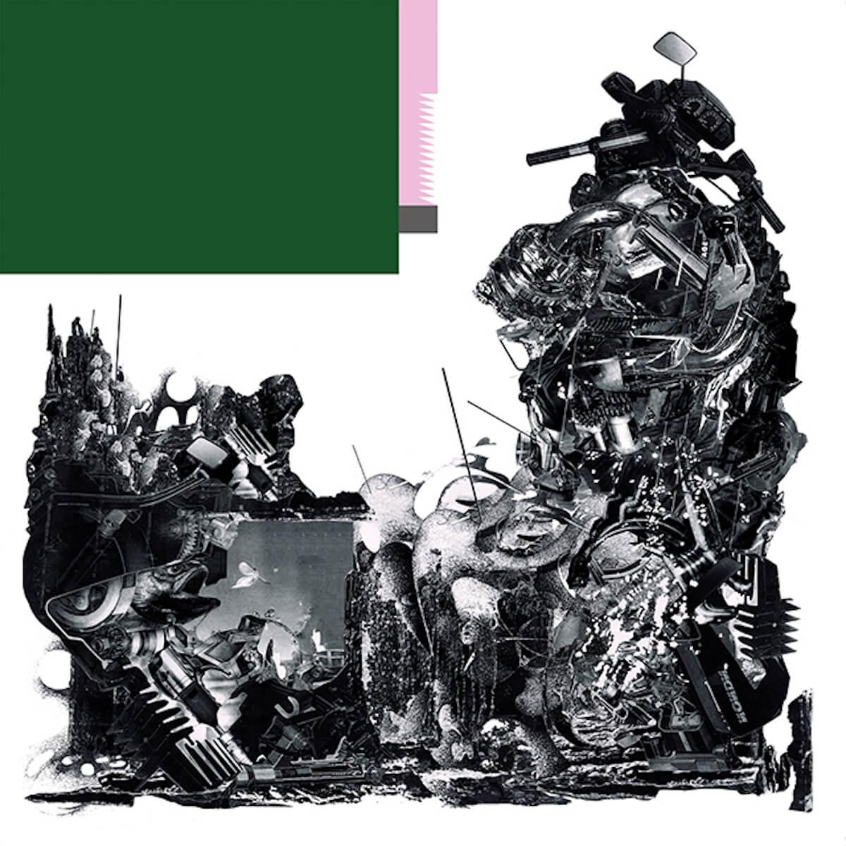ロンドン発の新生バンド、black midiがアルバム『Schlagenheim』をリリース|初来日ツアーも決定 music190515_blackmidi_2
