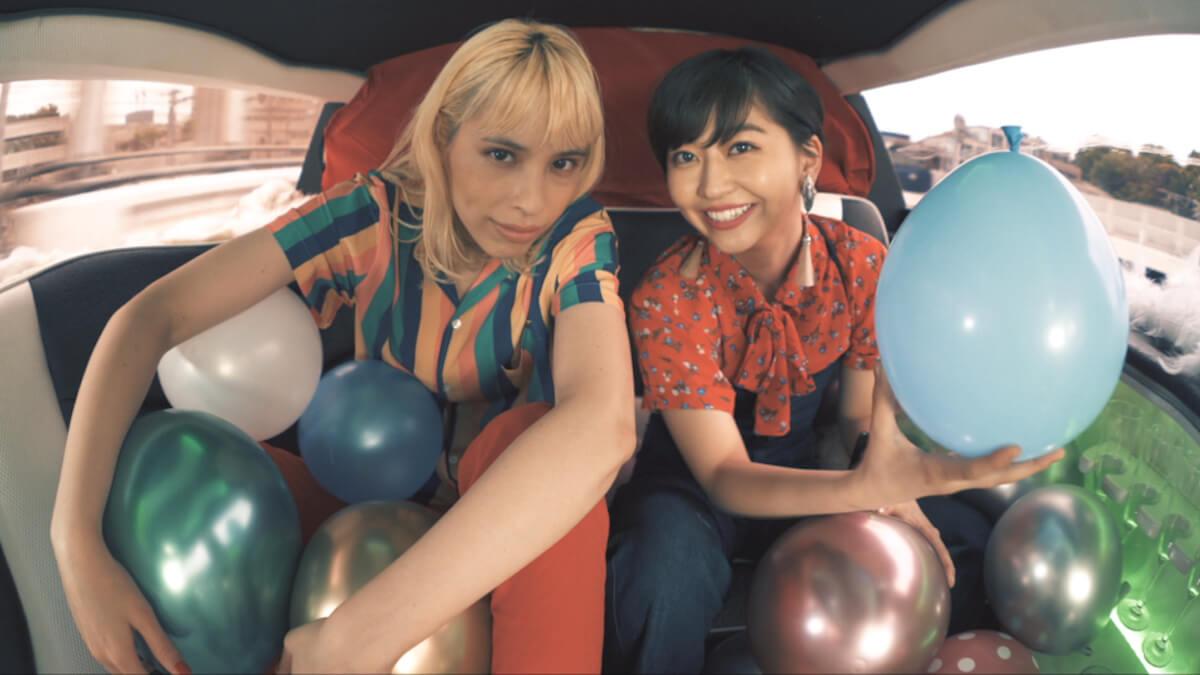 chelmico、2ndアルバムに先駆け「Balloon」のMV公開|chelmico主催の女性限定トークイベント開催も music190517_chelmico_2