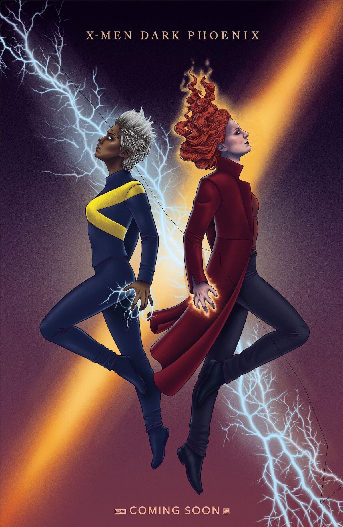 『X-MEN:ダーク・フェニックス』公開記念イベント<XーMEN DAY>が開催!ジーン役ソフィー・ターナーの特別映像解禁 film190517_xmenday_11